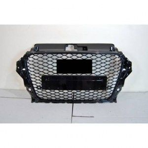 grille-avant-audi-a3-v8-look-rs3-2013-2015